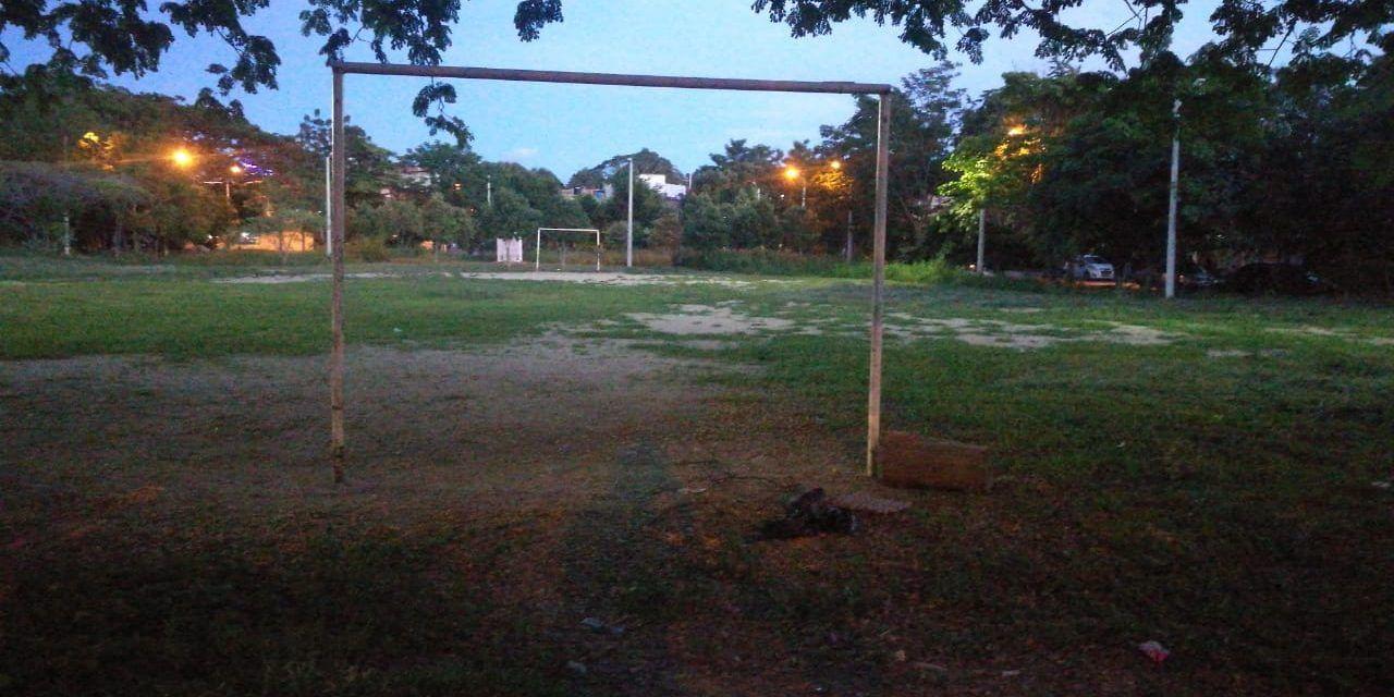 Centros recreativos del barrio La Vorágine, sumidos en el olvido