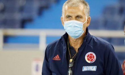 Queiroz se va de la Selección Colombia