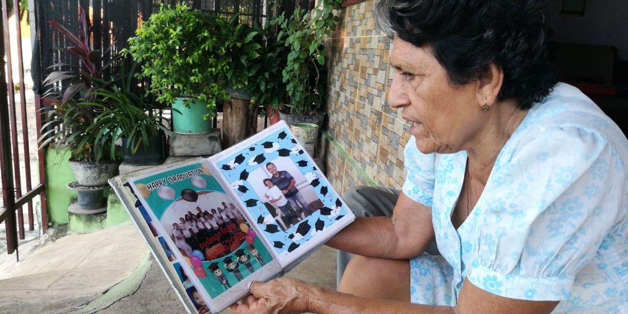 Delfina Castellanos, se convirtió en bachiller a los 74 años