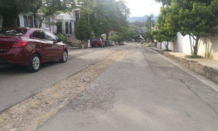 Obras sin terminar tienen preocupados a los habitantes de Campo Núñez