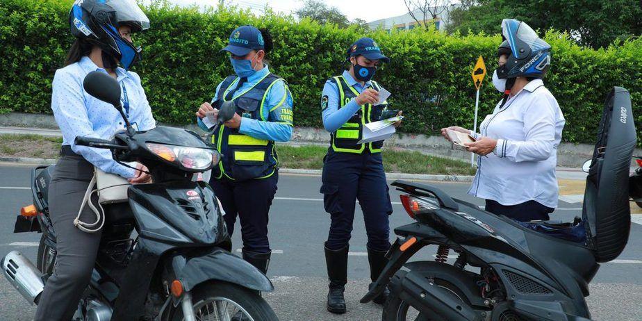 Autoridades manifestaron que se van a seguir realizando operativos para mitigar los accidentes.
