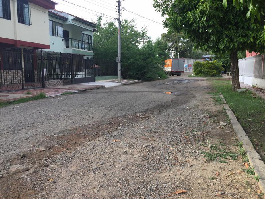 Comunidad denunció consumo y expendido de drogas cerca al barrio Sevilla.
