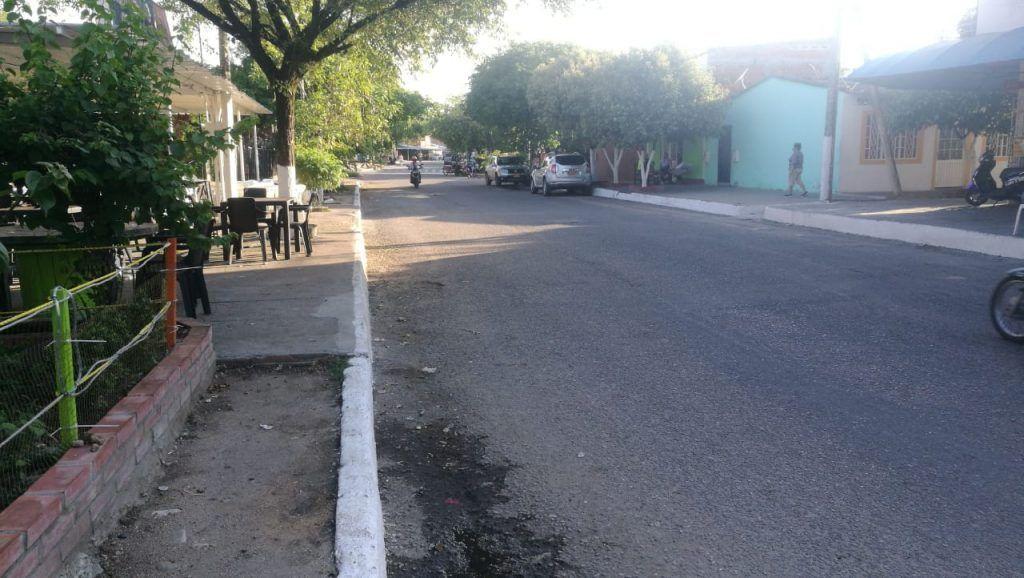 Carrera 20 del barrio La Esperanza es un foco de inseguridad debido a la falta de iluminación.