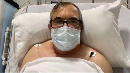 Timochenko no podrá asistir audiencia por estar internado en hospital