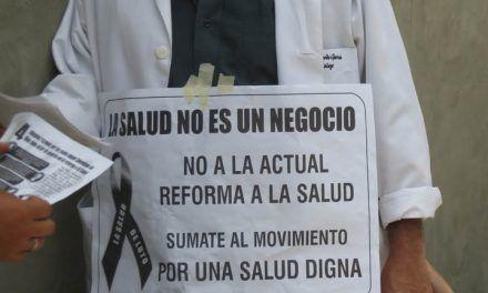 Reforma a la salud aplazada para 2021