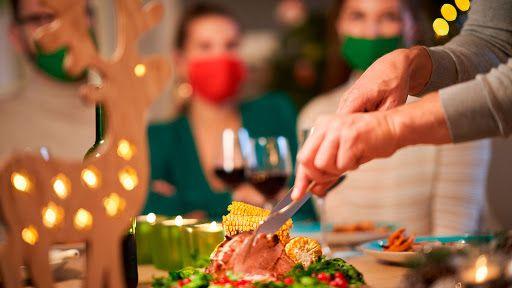 Utilice la 'sana distancia' al digerir cualquier tipo de alimento.