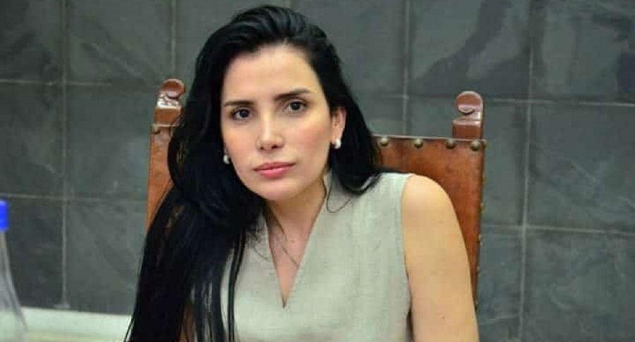 Inhabilitan por diez años a Aida Merlano por compra de votos