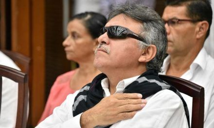 Jesús Santrich perdió investidura como congresista