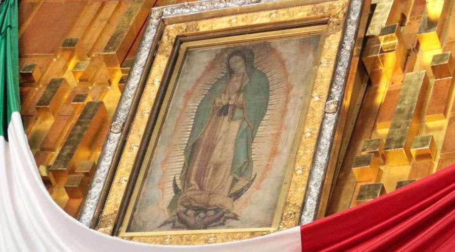 4 datos asombrosos sobre la imagen de la Virgen de Guadalupe
