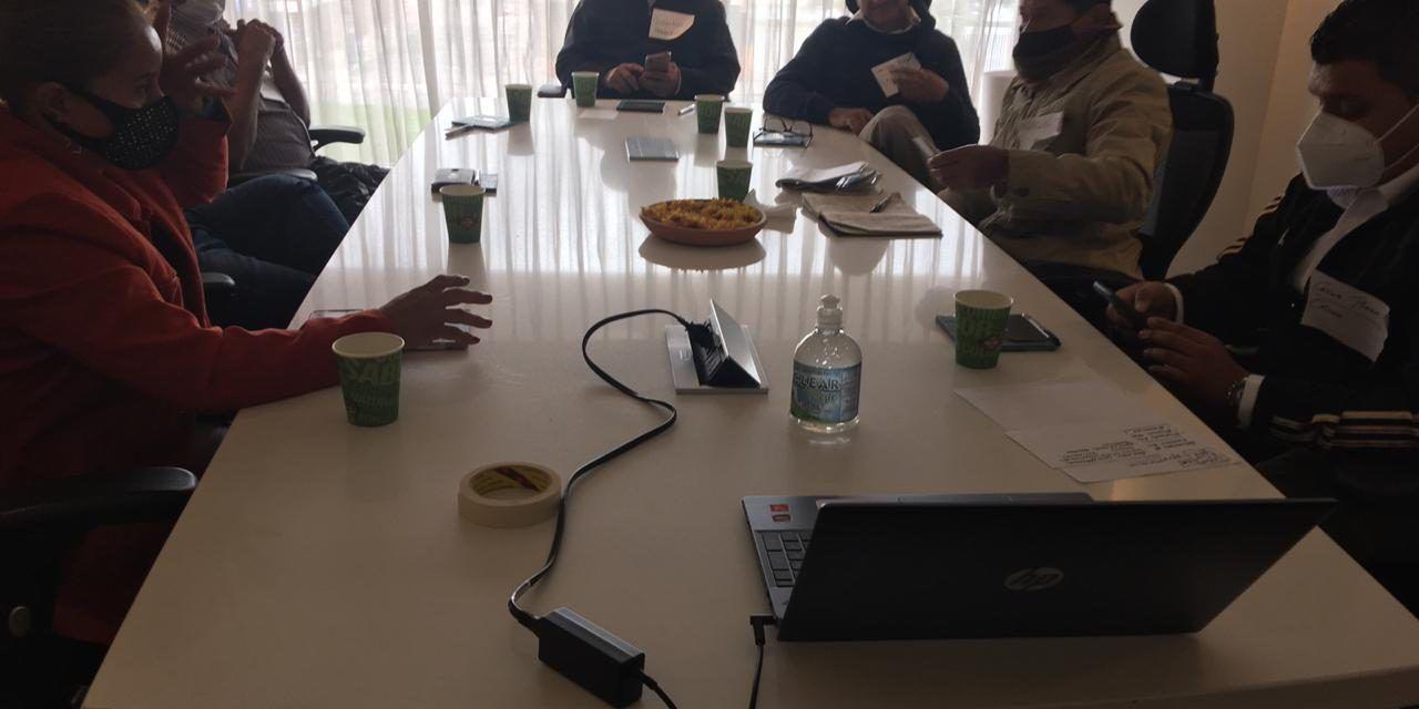 Ganaderos víctimas de la violencia participaron en taller con el Centro Nacional de Memoria Histórica