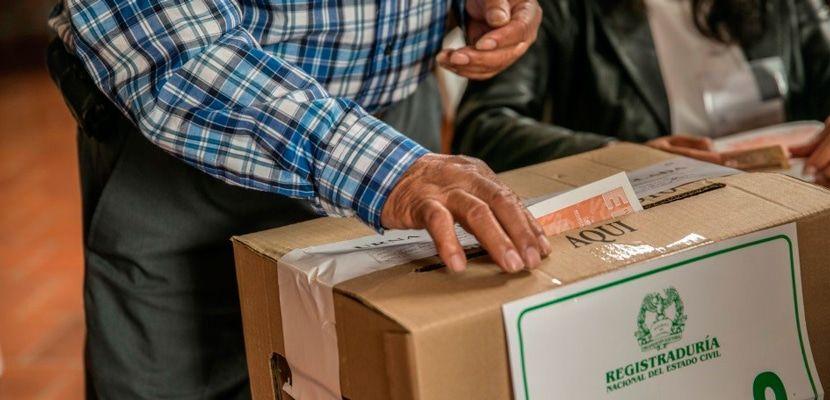 Aprueban Nuevo Código Electoral en Colombia