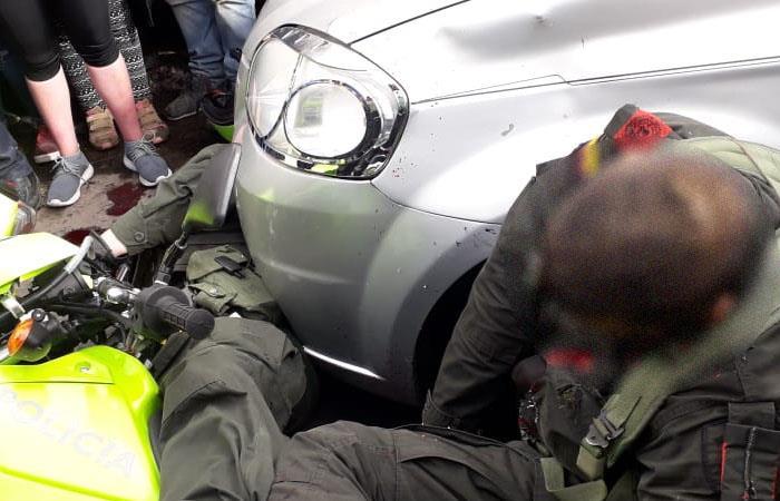 Dos policías fueron asesinados en el Valle del Cauca