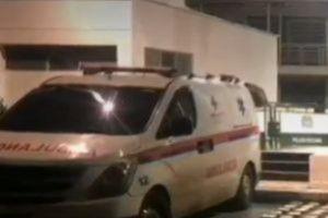 Inmovilizan ambulancia que transportaba canastas de cerveza en la Costa