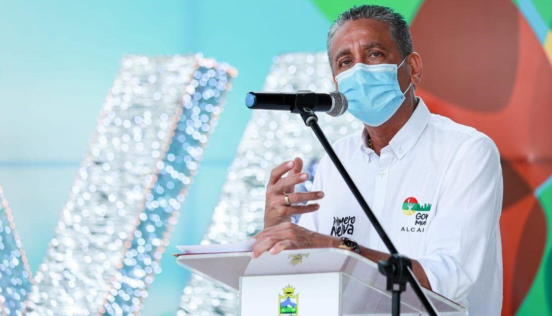 """""""Continuamos reduciendo tasa de desempleo"""": Alcalde de Neiva"""