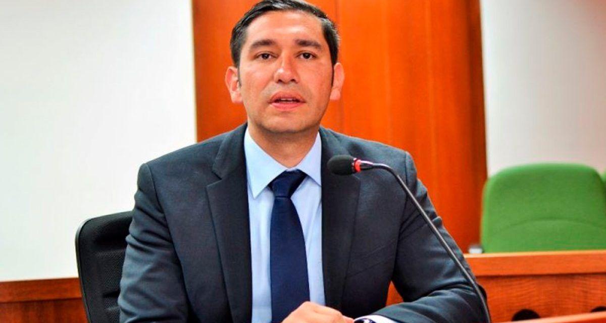 A Cespo llegará exfiscal Moreno para cumplir su condena en Colombia