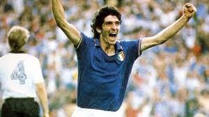 Falleció el futbolista italiano Paolo Rossi