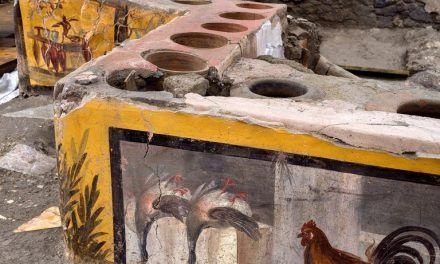 Nuevo hallazgo sorprendente en Pompeya
