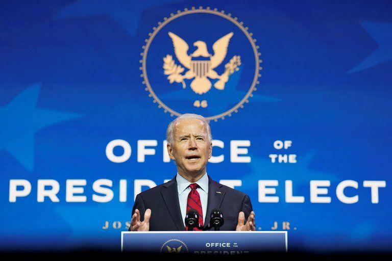 El plan de Joe Biden para sus primeros 100 días de gestión