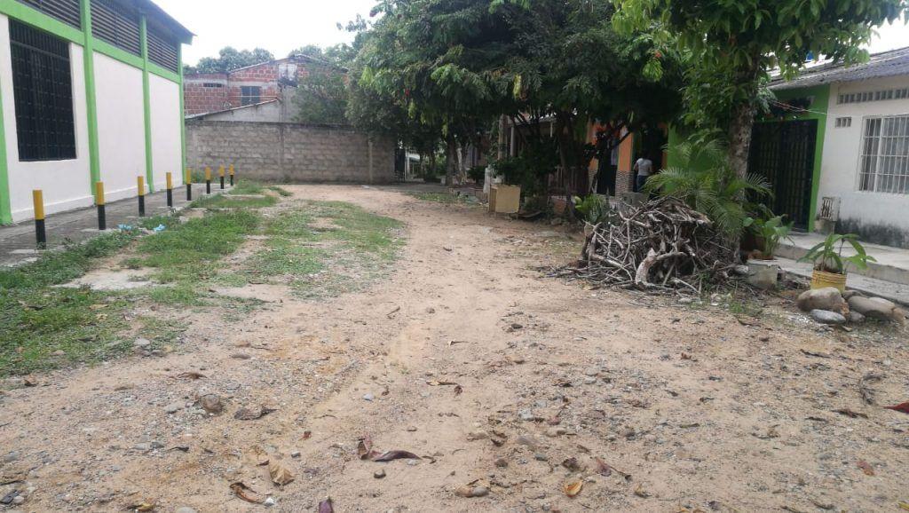 Calle 74 b del barrio se encuentra en avanzado estado de deterioro, habitantes reclamaron una intervención inmediata.