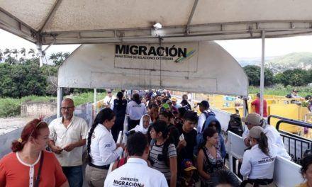 Refuerzan controles en frontera con Venezuela por covid