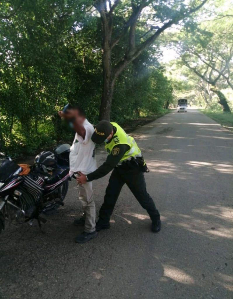 Policía adelantaron actividades de control en los diferentes municipios del departamento.