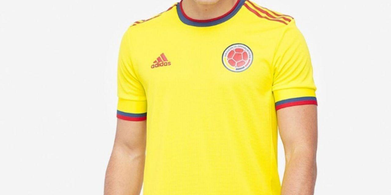 Esta sería la nueva camiseta de la Selección Colombia