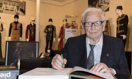 Murió el diseñador Pierre Cardin a sus 98 años