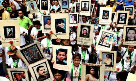 Familiares de menores de edad reclutados y muertos en combate también son víctimas