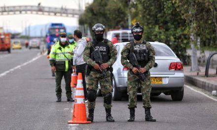 Algunos barrios de Bogotá entran en cuarentenahasta el 12 de febrero
