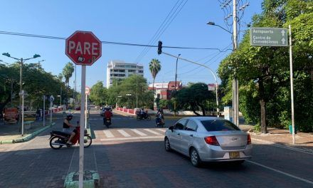 Falta de mantenimiento, problema de los semáforos en Neiva