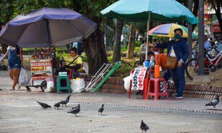 Buscan recuperar el espacio público en Neiva