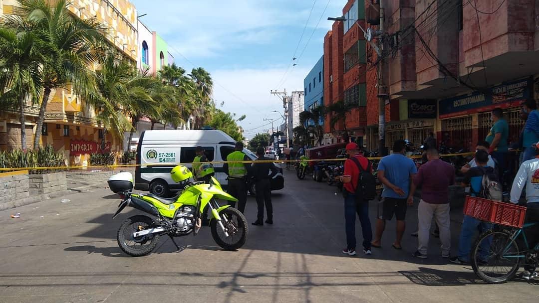 Explosión en Barranquilla dejó a 14 personas heridas