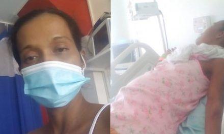 María Isabel se quedó esperando un trasplante de hígado