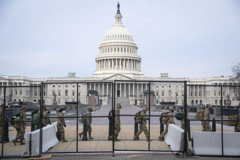 El FBI advirtió de planes de protestas en Estados Unidos contra el resultado de las elecciones