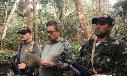 Iván Márquez reaparece para pedir revocatoria de Iván Duque