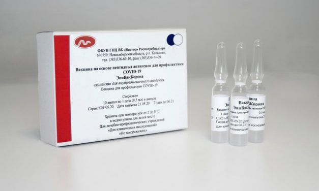 Rusia anunció que su vacuna EpiVacCorona tiene un 100% de eficacia contra el covid-19