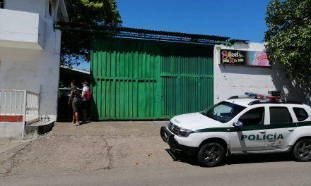 Cancha sintética en Neiva fue cerrada por aglomeración