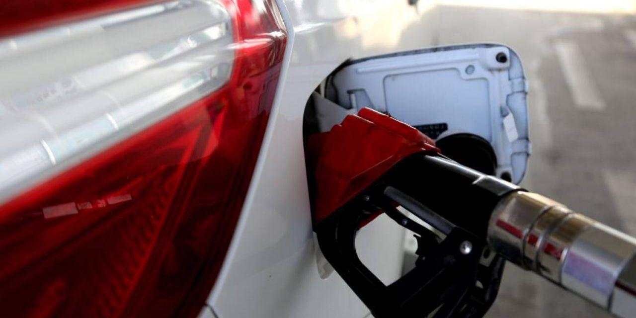 Precio de gasolina subió a $109 pesos este año
