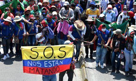 Cauca fue el departamento más violento por muertes a líderes en 2020
