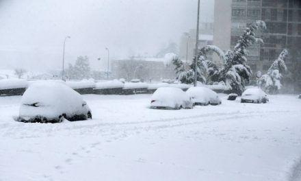 Tormenta de Nieve en España deja tres personas fallecidas