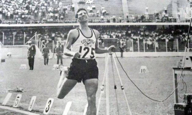 Falleció Álvaro Mejía, histórico atleta colombiano
