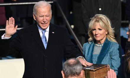 Joe Biden jura como el 46º presidente de Estados Unidos