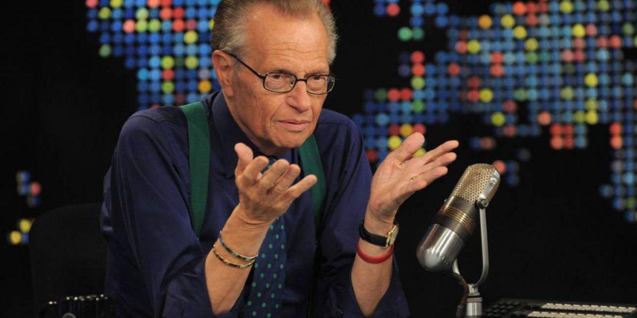 El presentador Larry King fallece a los 87 años