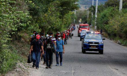 México fortaleció vigilancia en la frontera con Guatemala ante posible llegada de migrantes