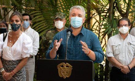 Duque anuncia política pública para combatir la deforestación en el país