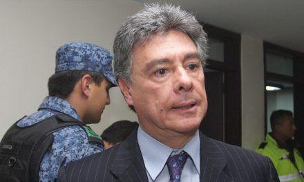 19 años de prisión contra el exdirector de la DNE, Carlos Albornoz