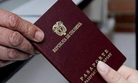 Incrementó tarifas del pasaporte a partir de este año