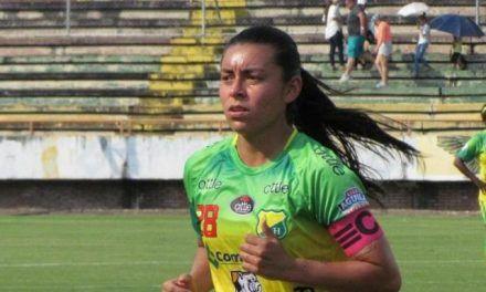 Yoreli Rincón destacada en el equipo ideal femenino de la década en Conmebol