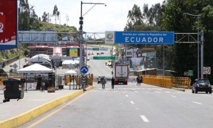 En junio estará listo el corredor vial que conectará a Colombia con Ecuador: Duque