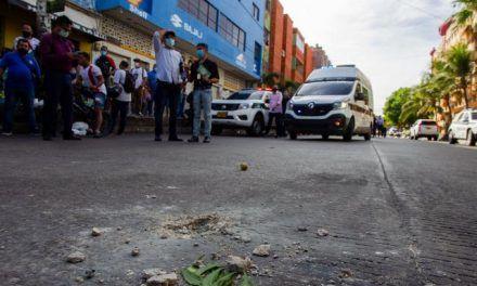 Capturan a presuntos autores de atentado con granada en Barranquilla